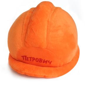 """Игрушка-подушка """"Каска Петровича"""""""