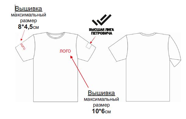 Спецодежда Футболка СПЕЦ серая с логотипом